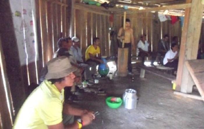Pueblo Murui Monai de Jitoma dice NO a proyecto de exploración y explotación petrolera en el Putumayo