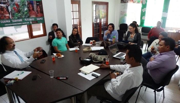OPIAC se prepara para construir Agende de Paz Territorial para la Amazonía Colombiana