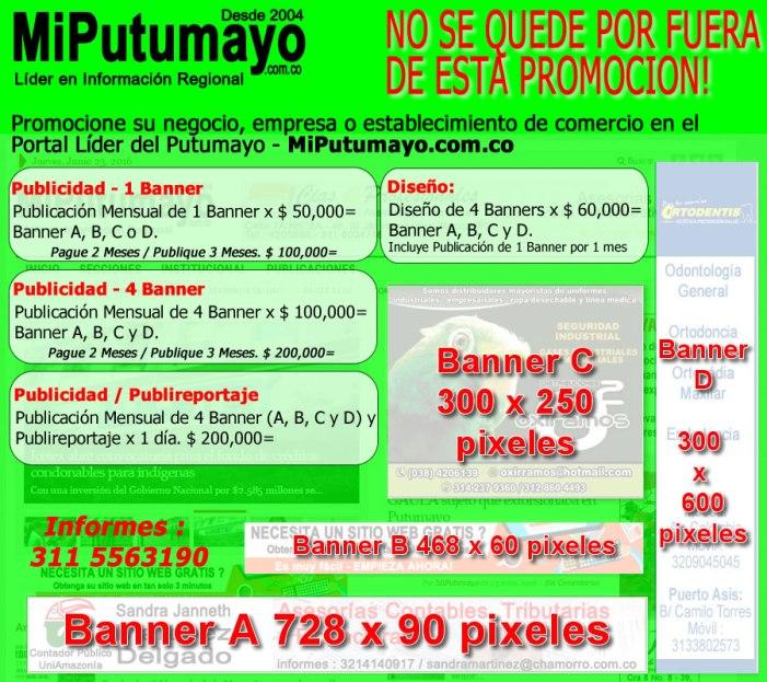 Paute ya en MiPutumayo.com.co – No se quede por fuera de esta promoción!