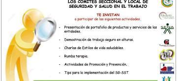 28 de Julio, Día Nacional de la Salud y la Seguridad en el Trabajo