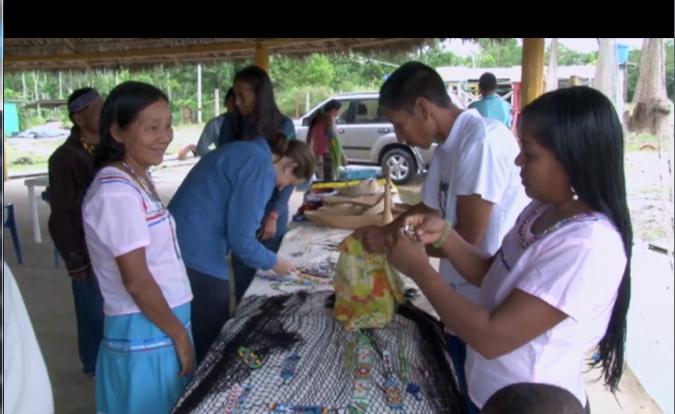 Ecopetrol contribuye a la riqueza cultura y étnica del Putumayo