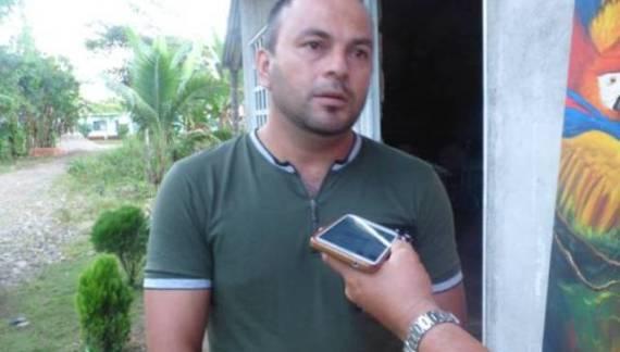 Wilinton Arévalo, Pintor y Creativo de La Dorada – San Miguel