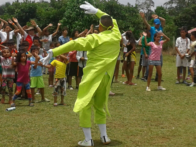 SENA Putumayo participa y promueve la reconciliación
