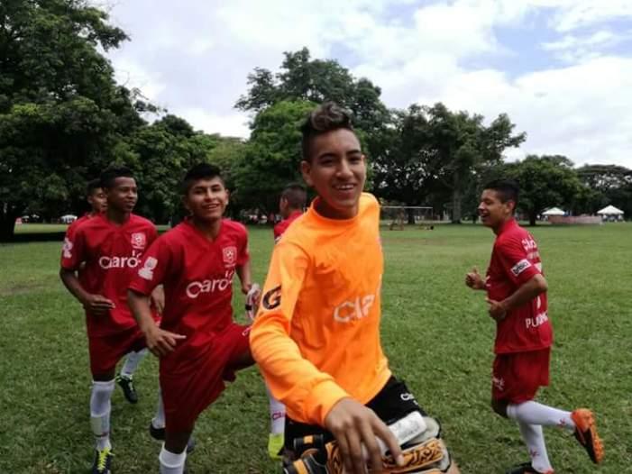 Proceso De Formación De Arqueros Con Club Atlético Sibundoy