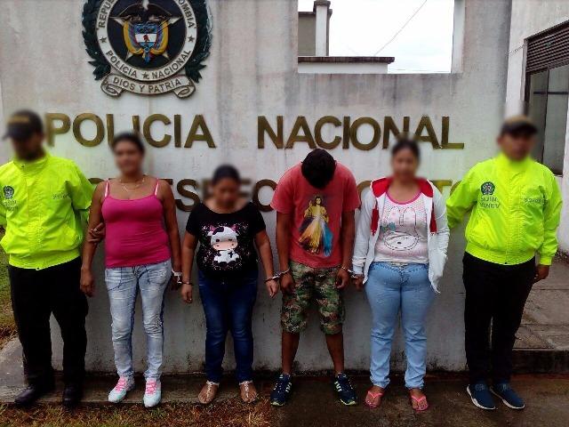 "Desarticulada banda ""La Esperanza"", dedicada al comercio de marihuana"