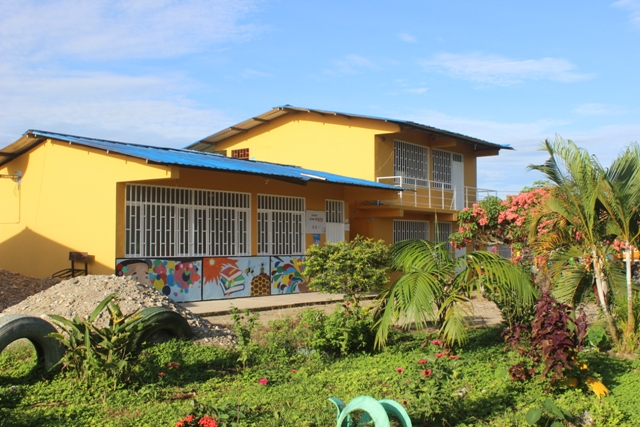 Institución Educativa Santa Isabel en Puerto Asís dictará bachillerato completo gracias a Amerisur
