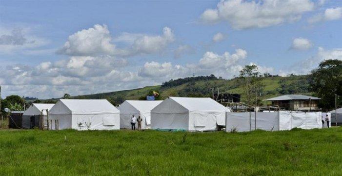 Presidente francés y ministro alemán visitarán zona de concentración de las FARC