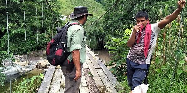 Primera expedición Colombia Bio del año conduce a Caquetá