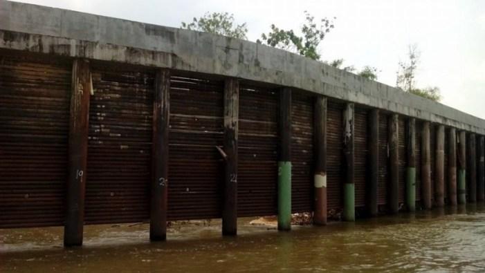 'Elefante blanco' podría causar tragedia fluvial