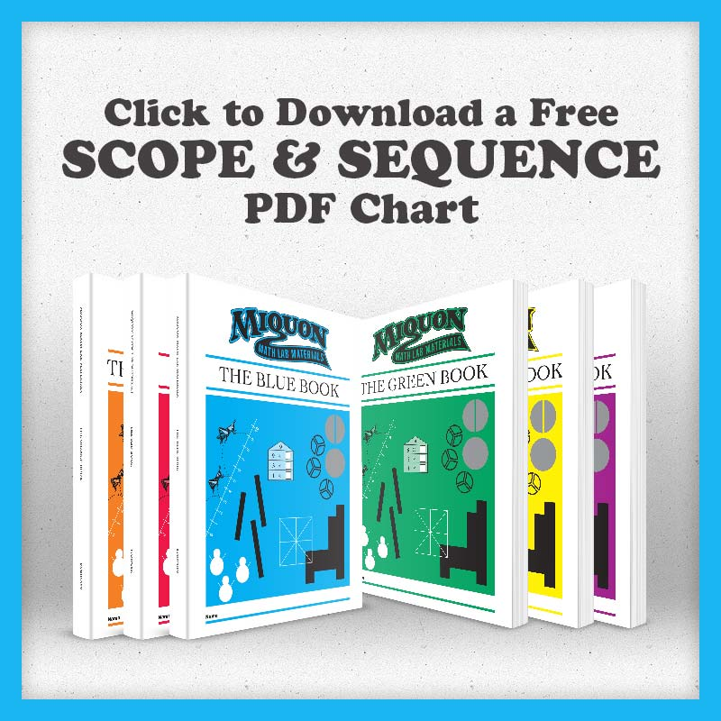SCOPE AND SEQUENCE CHART