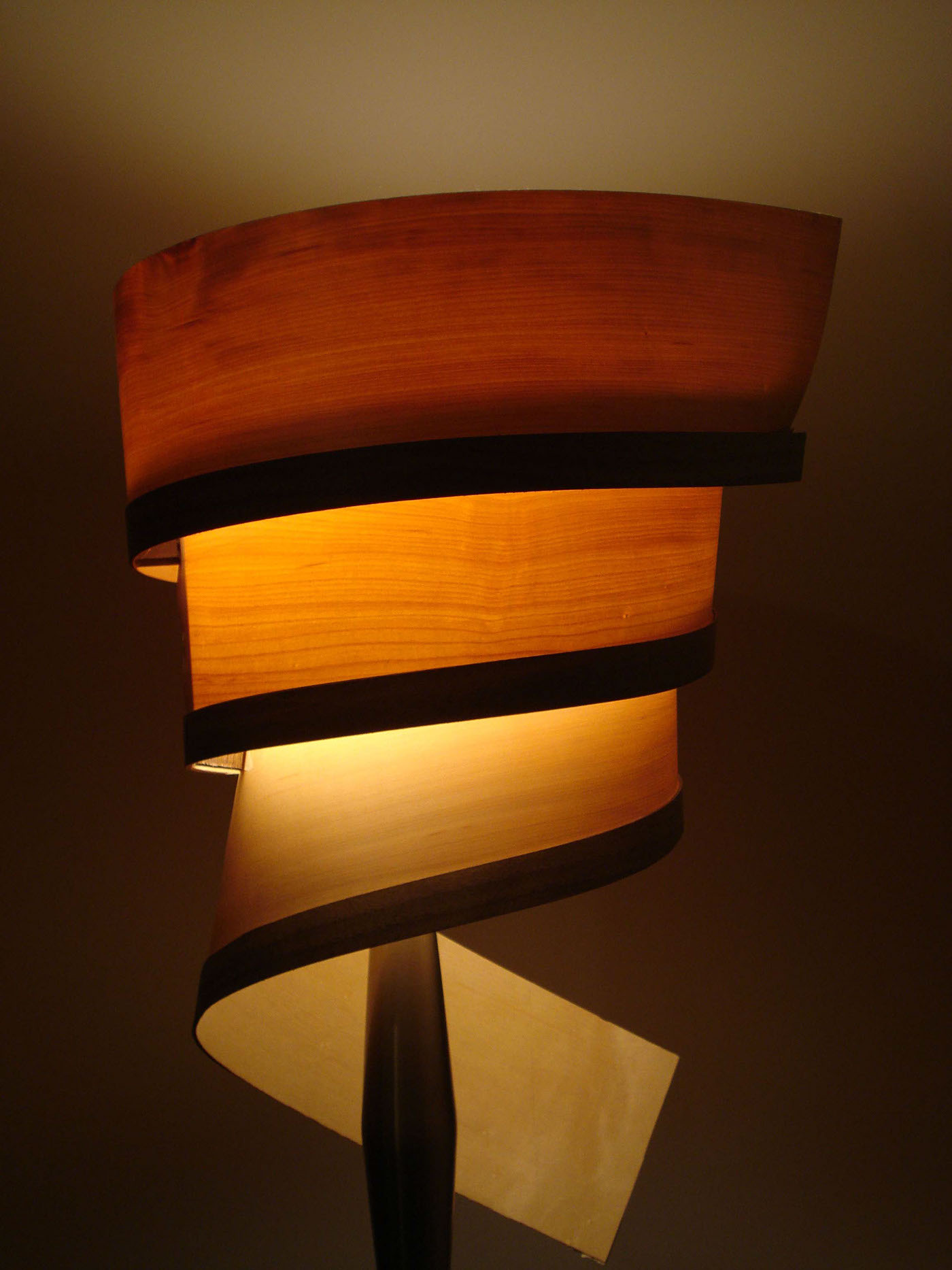 Lampenserie Wood Lamp Series On Behance