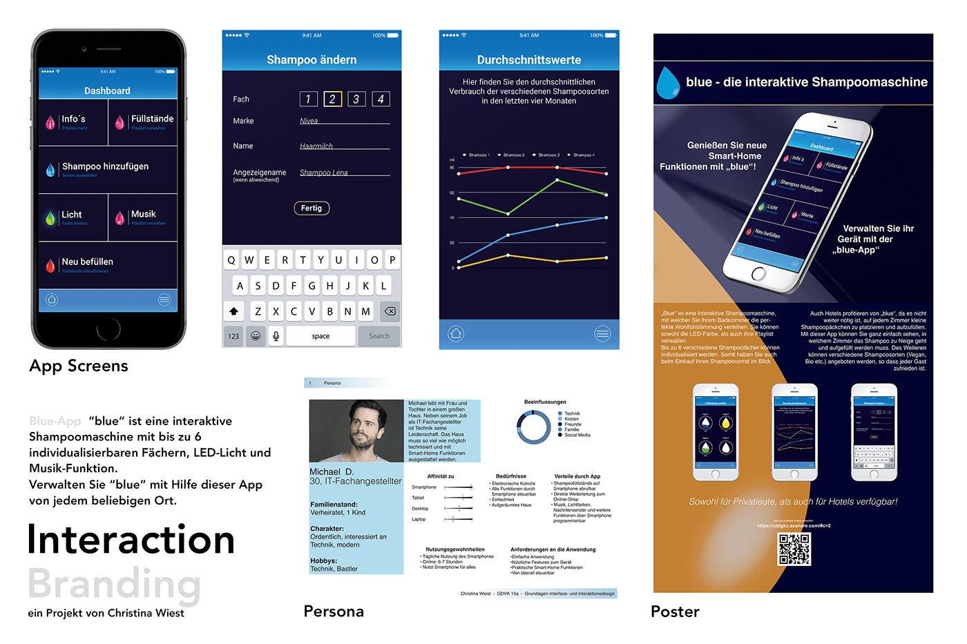 App Gestalten App Design On Behance