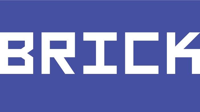 Brick Font Download