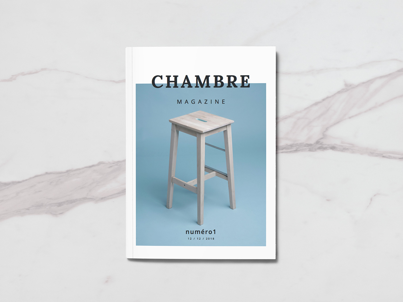 Chambre Word Search Chambre Magazine Template On Behance