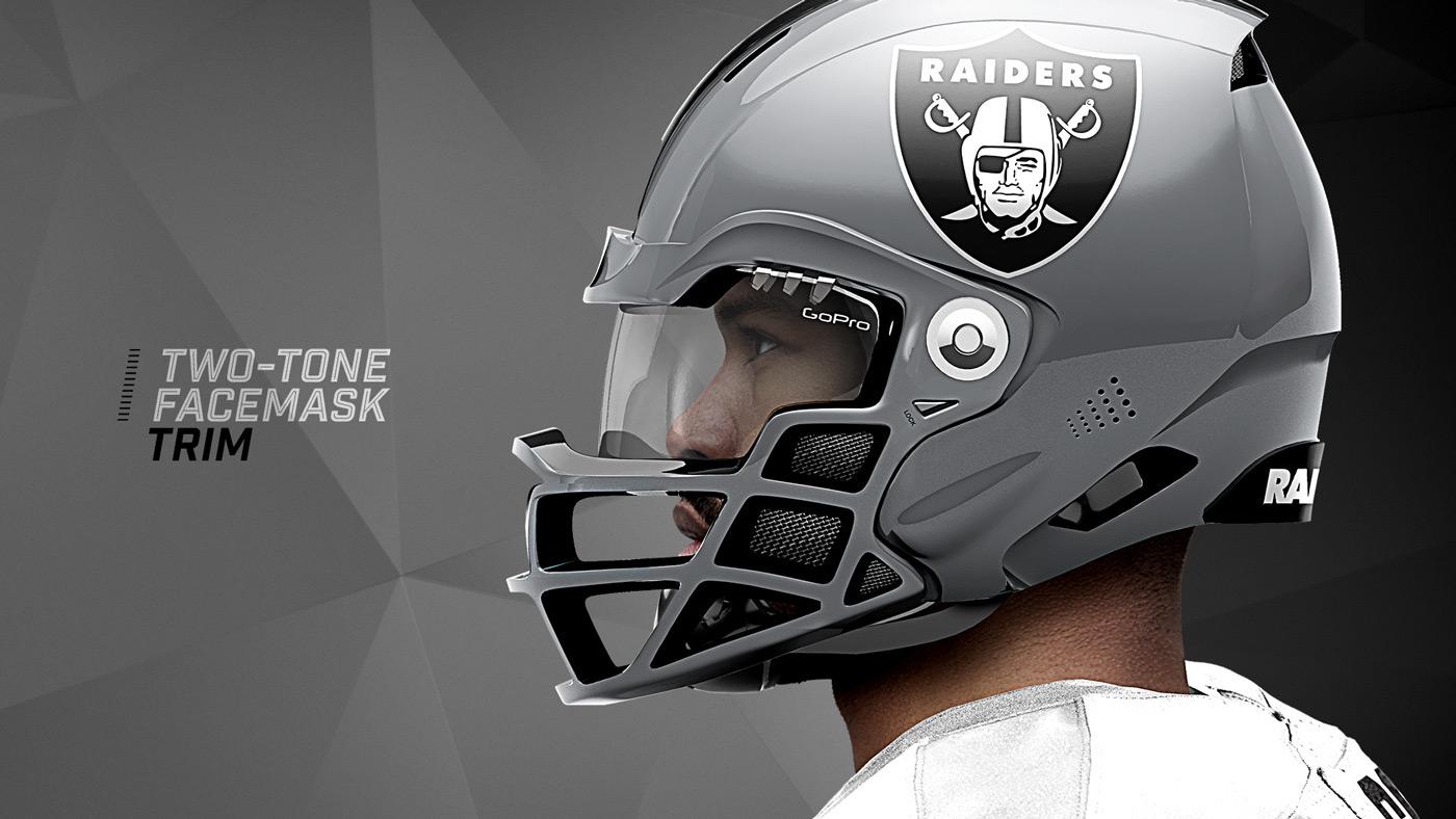 Nike Animated Wallpaper Future Football Helmet Design Case Study On Behance