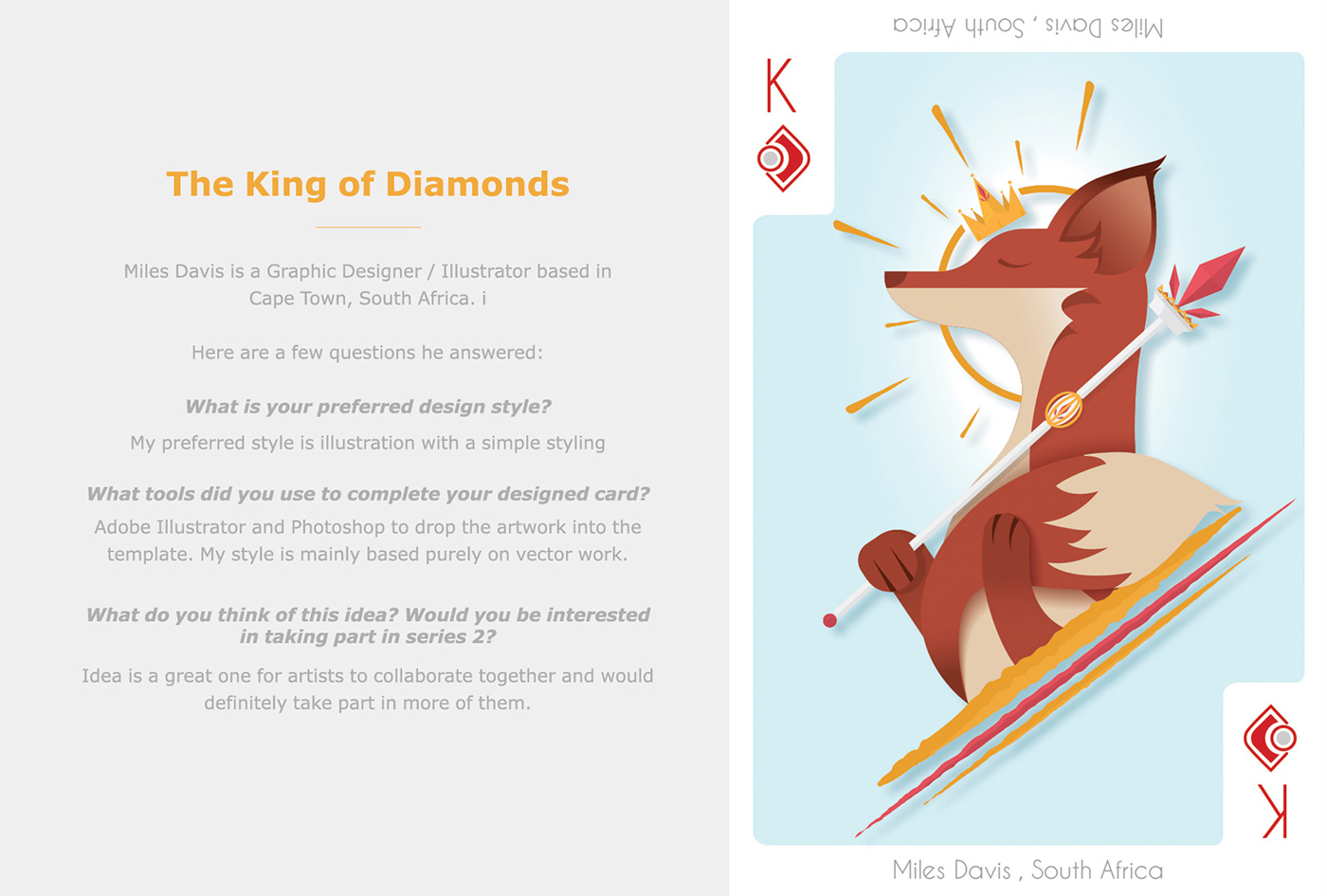 Miles And More Questions The King Of Diamonds Miles Davis On Behance
