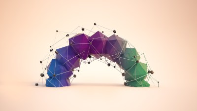 Low Poly [Wallpaper] on Behance