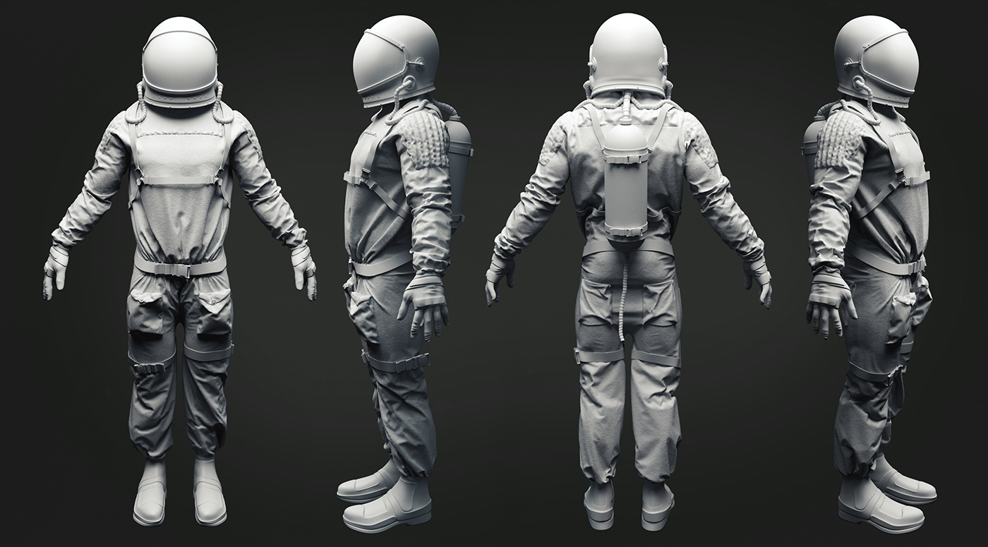 Free 3d Models Discovery - (free 3d Model Download) On Behance