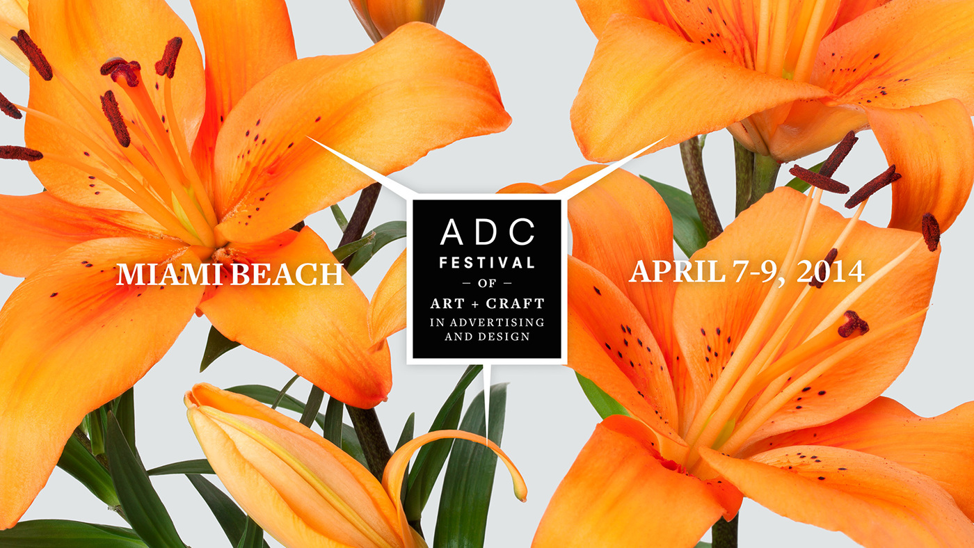 Adc Festival Art Directors Club Festival Campaign On Behance