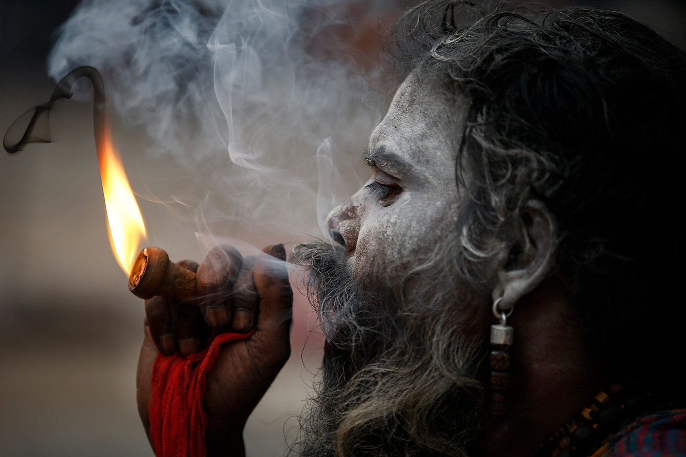 Shiva Chillum Hd Wallpaper Maha Shivaratri Festival On Behance