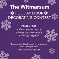 Holiday Door Decorating Contest Flyer | Newchristmas.co