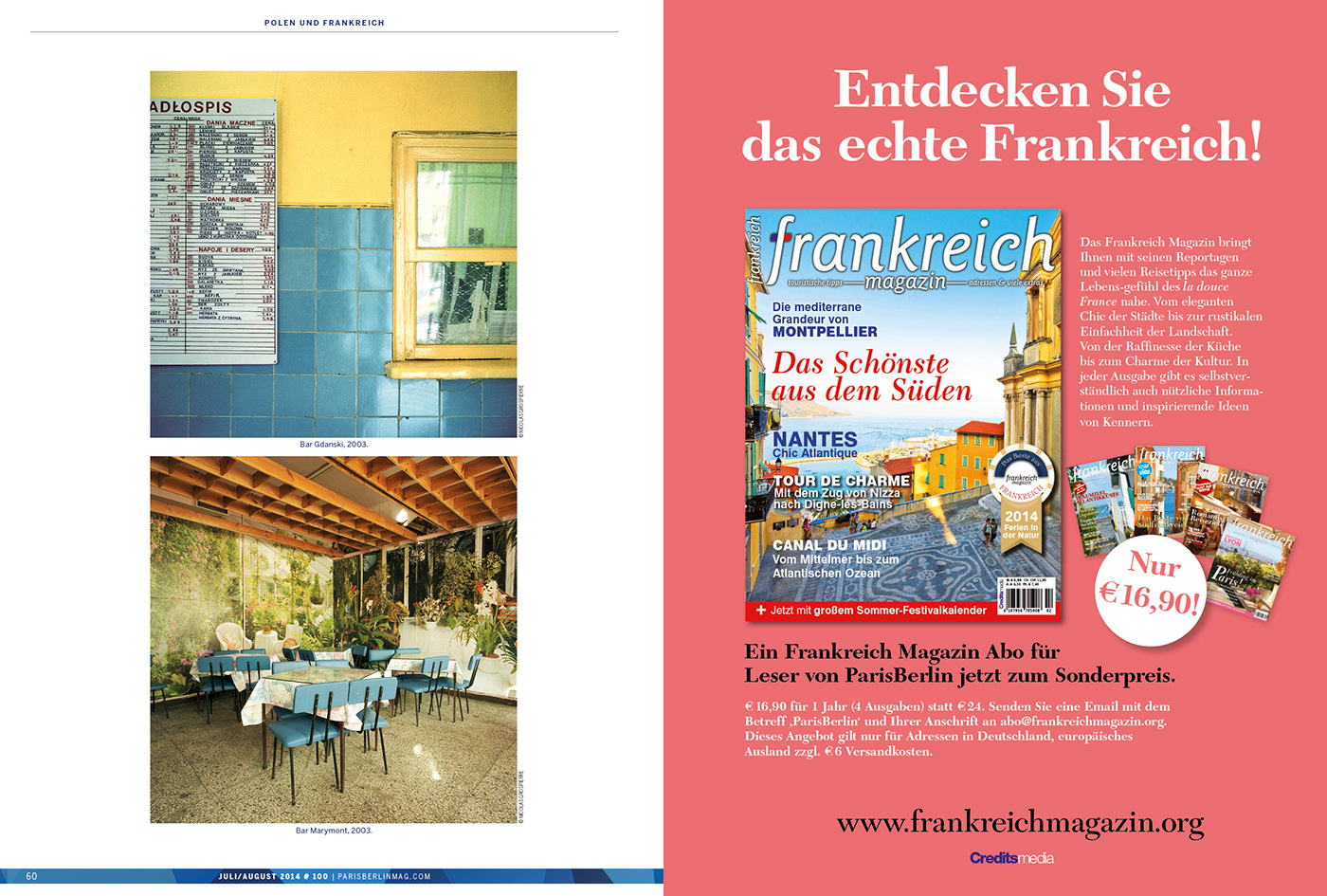 Finnische Küche Für Kenner Parisberlin Magazine Nr 100 On Behance
