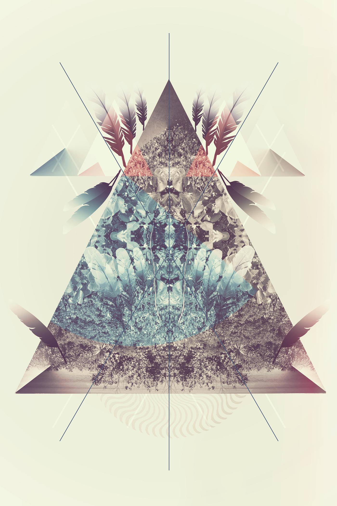 Wallpaper Geometric Hd Altern Natives On Behance