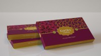 Sweet box Packaging | kartik mithai shoppe on Behance