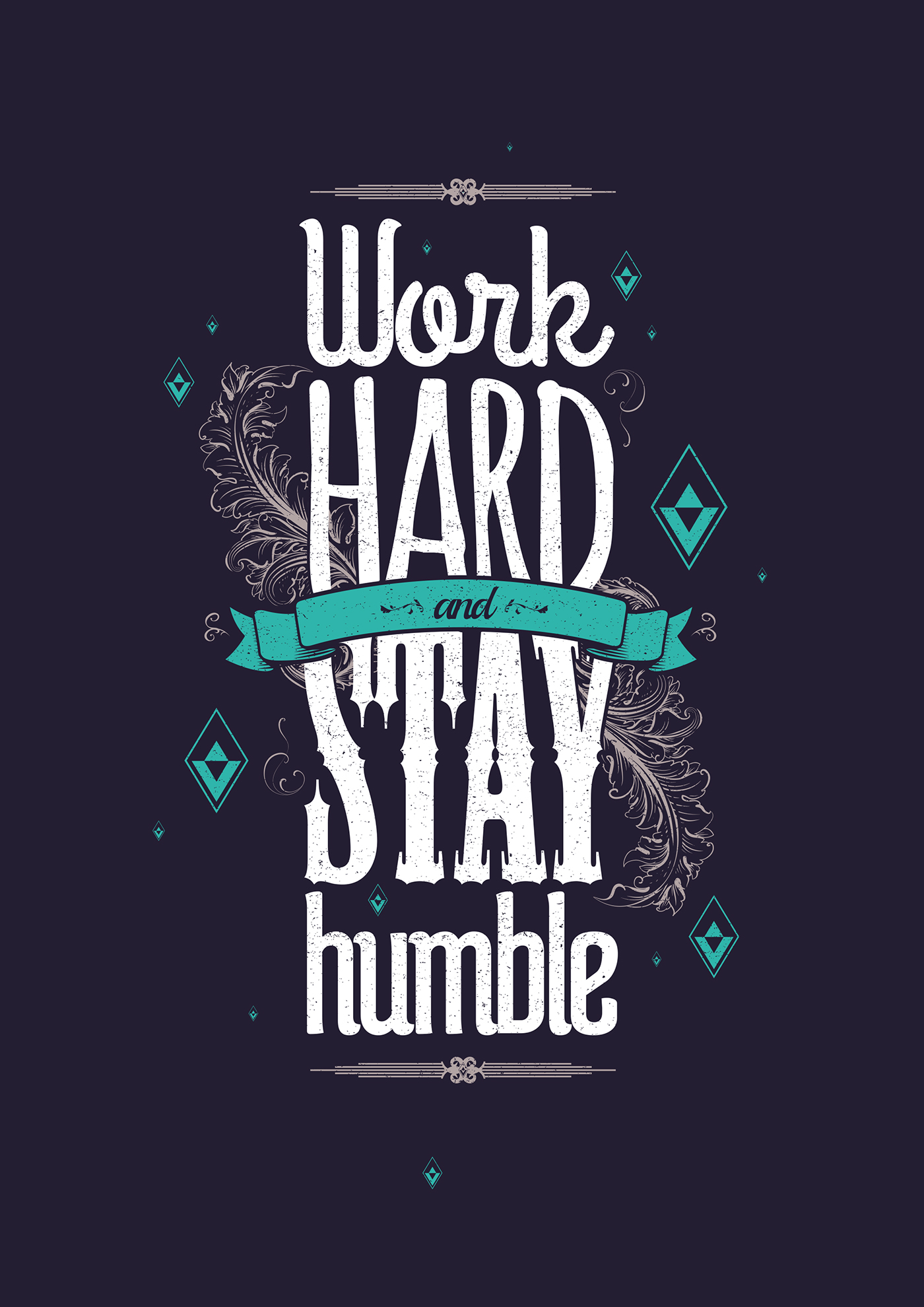Kendrick Lamar Quote Wallpaper Work Hard Stay Humble On Behance