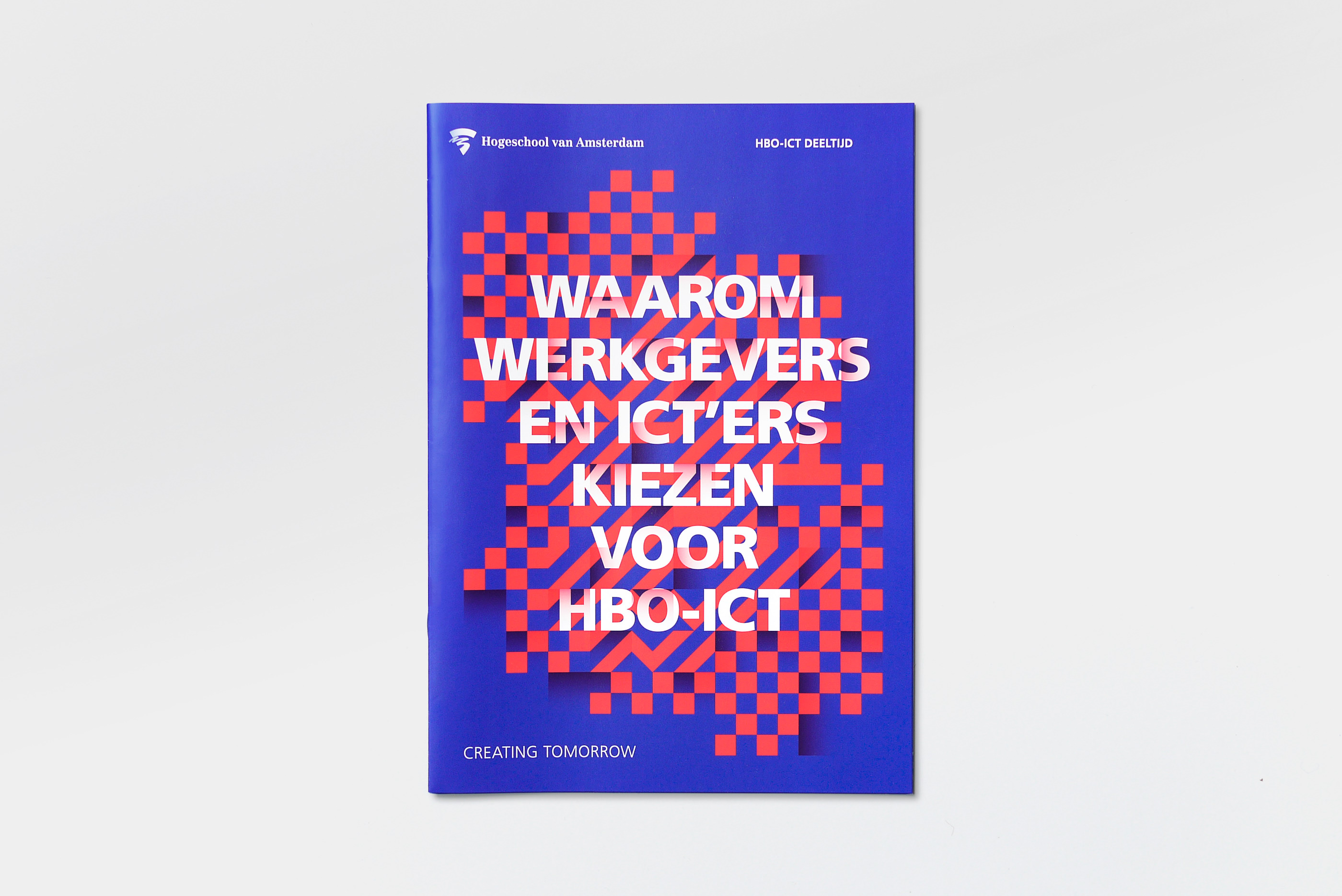 Interieur Design Hbo Amsterdam Hva Hbo Ict Visual Identity On Behance