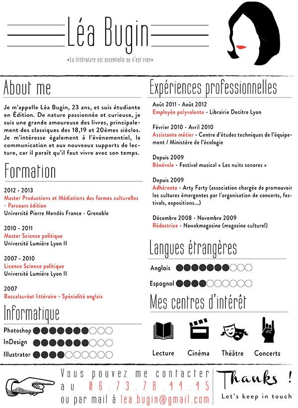 Resume / CV / Curriculum Vitae on Behance - resume or curriculum vitae