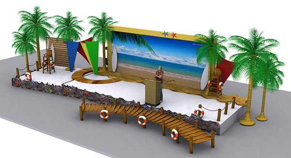 List of Synonyms and Antonyms of the Word: outdoor stage