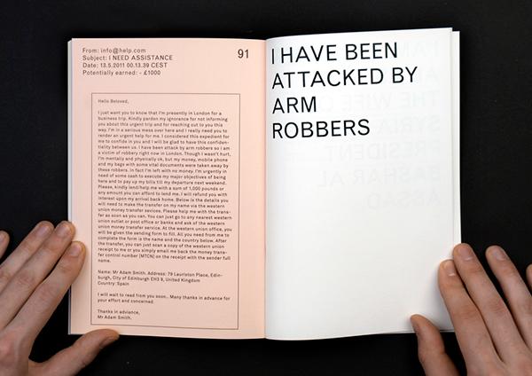 Best Awards - Saatchi \ Saatchi Design Worldwide   Auckland - crime report template