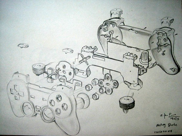 Playstation Controller Product Analysis on Student Show