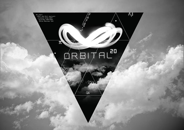 Orbital 20 Album Presentation on Behance