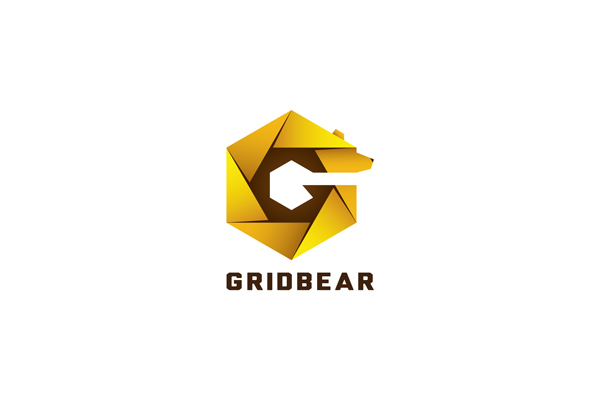 Grid Bear - Corporate Identity on Behance - product strategy