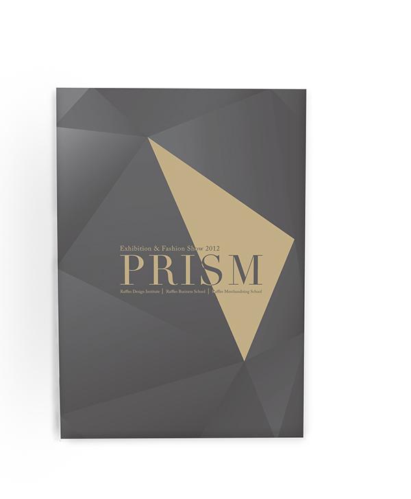 Prism Graduation Book on Behance