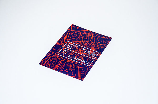 Design Monat Graz on Behance - graphic design proposal example