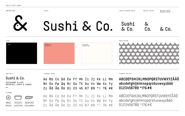 Sushi \ Co on Behance - follow up email