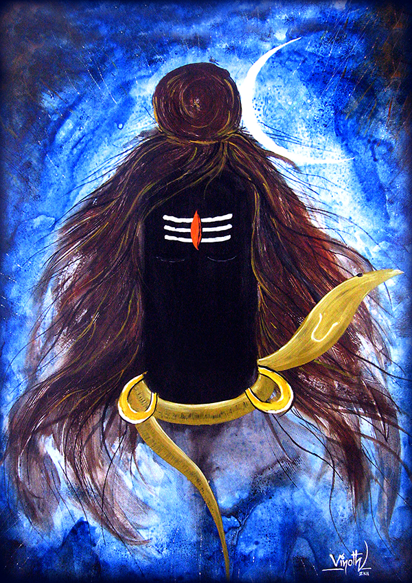 Lord Shiva Lingam Wallpapers 3d Lord Shiva On Behance