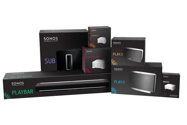 Image result for sonos packaging e-packaging inspiration