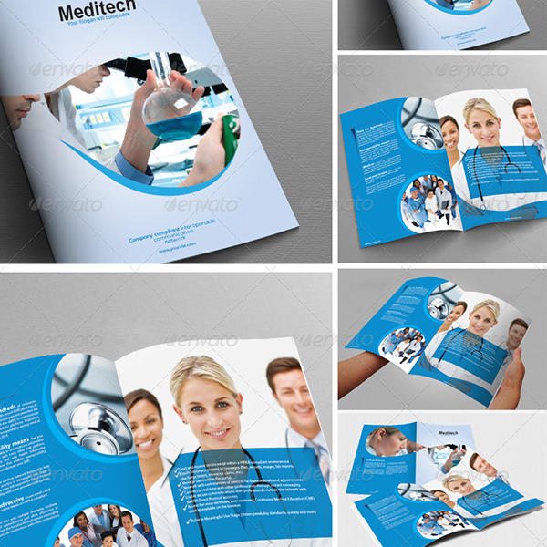 Medical Brochure on Behance - medical brochure