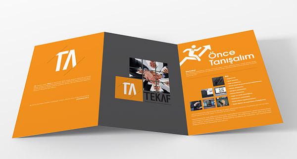 Two Fold Brochure Design on Behance - two fold brochure