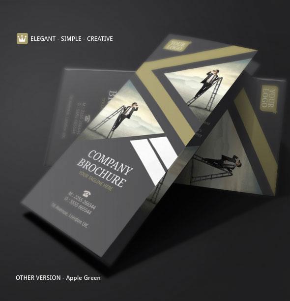 Best Brochure Design For Your Business on Behance