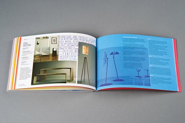 NTU Art \ Design Book 10 11 on Behance - property brochure