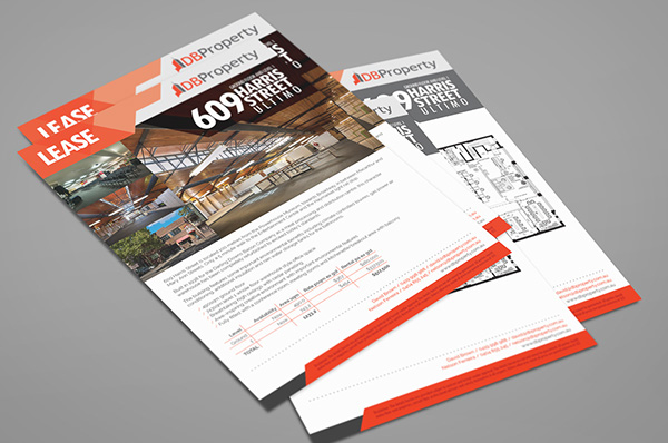 Property Brochures - Redesign on Behance