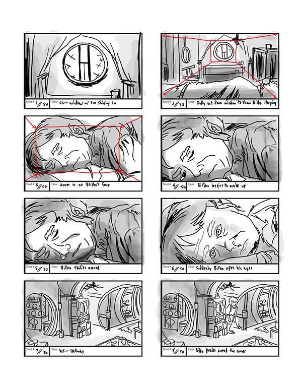 movie storyboard - Apmayssconstruction