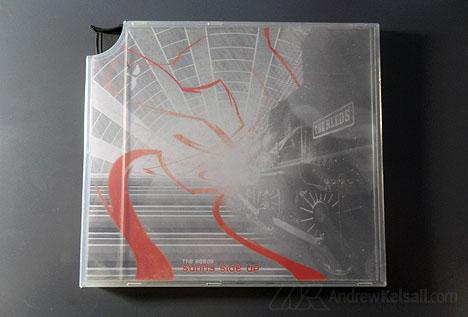 Unique CD Jewel Case Design on Behance