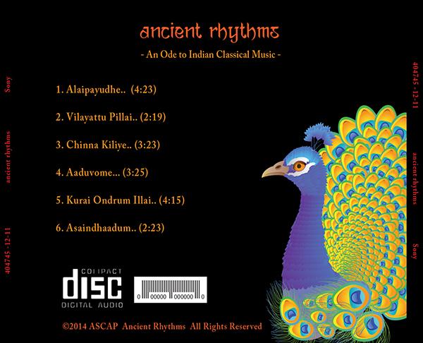 CD Design - Ancient Rhythms on Behance