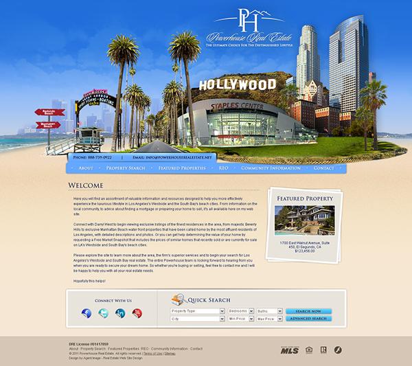 Collage Style website Design on Behance